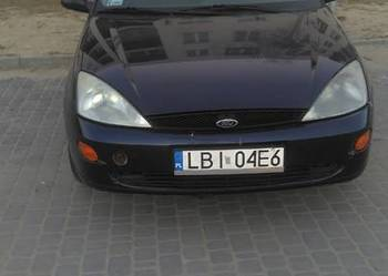 maska klapa drzwi ford focus 2000 r