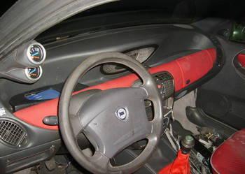 Lancia Ypsilon sportowa na części