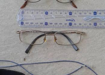2 oprawki okulary młodzieżowe