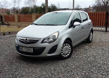 Opel CORSA 1.3 CDTI Salon PL bezwypadkowa serwis ASO Iwł