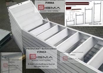 Schody Aluminiowe Do Rusztowania Klatki Schodowe KAŻDY TYP