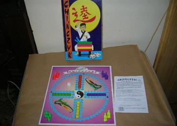 Gra planszowa Chińczyk-Art. nr A51