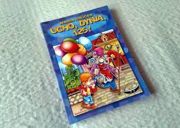 Książka Ucho, Dynia, 125! - Maria Kruger - 2003r.