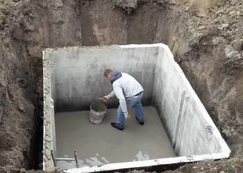 Szamba betonowe szambo posiadające pełną dokumentację