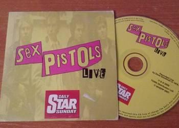Sex Pistols – Live , promo cd