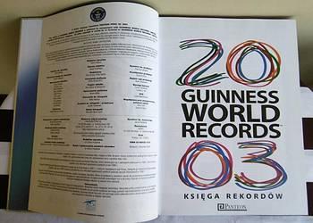 Guinness World Records 2003