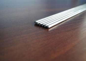 Pręt drut nierdzewny kwasoodporny fi 5 mm 100cm
