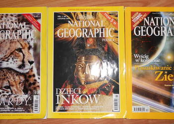 National Geographic magazyn