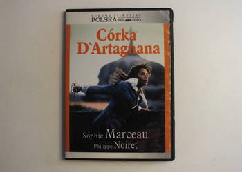 Córka D'Artagnana film dvd LEKTOR PL -> NOWY