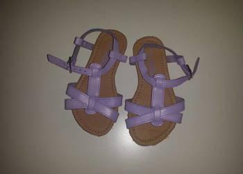 Sandałki paseczki 25 - 26