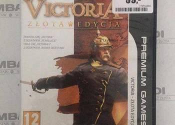 GRA PC VICTORIA ZŁOTA EDYCJA