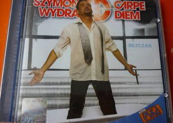 """Płyta CD Szymon Wydra & Carpe diem """"Bezczas"""": Życie jak poem"""