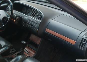 Obręcz kierownicy Citroena XM MK II