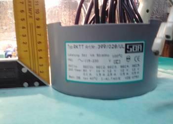 Transformator  do wzmacniacza lampowego