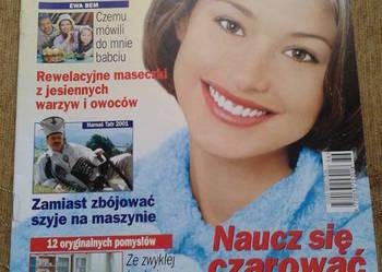 PRZYJACIÓŁKA NR 36 / 2001 ROK - MĘŻCZYZNA IDEALNY