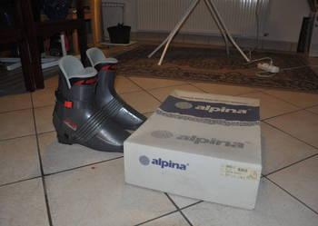 Buty narciarskie Alpina rozmiar UK 11 FRA 45,5