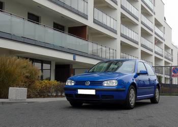 VW GOLF 1.6 benz 2 LATA w PL