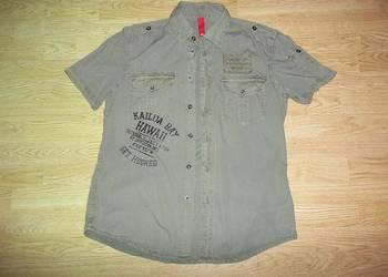 Koszulka khaki - M