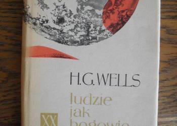 Ludzie jak bogowie - H.G. Wells