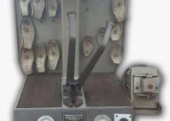 Prasa szewska  Naprawa obuwia maszyna szewska