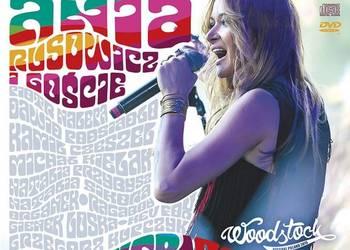 ANIA RUSOWICZ Przystanek Woodstock 2015 (CD+DVD) Nowa.Folia