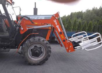Używany, Ładowacz Metal-Technik Zetor ursus proxima forterra 914 na sprzedaż  Kielce