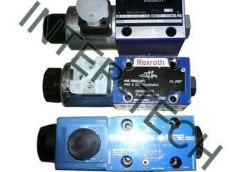 zawór/ rozdzielacz 4WE6H6X/EG12N9K4 -zawory i cewki Rexroth