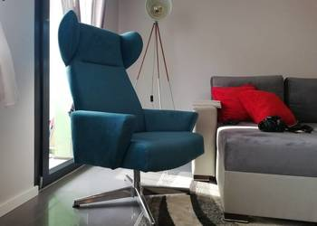 Fotel Obrotowy Atrakcyjny wygląd HIT Super cena