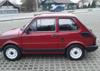 Fiat 126p Maluch 1991