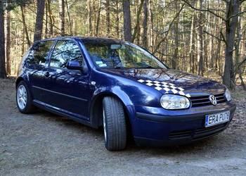 Volkswagen Gof IV (4) 1.9 TDI