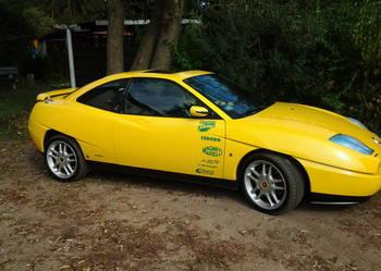 Fiat Coupe przebieg tylko 94200km udokumentowane