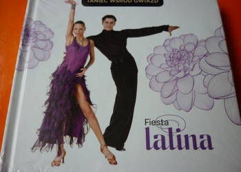 "Zestaw 3 płyt CD ""Fiesta latina"" nowe w folii: mambo lambada"
