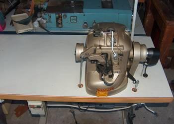 Maszyna do szycia Strobel kl. 141 - 23, kuśnierka