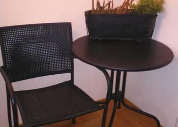 Stolik I Krzesła Na Balkon Sprzedajemypl
