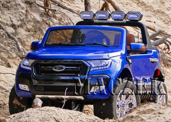 NOWY Ford Ranger 4X45W 2x12V LAKIER 2.4G R\C Ekran LCD WA-WA