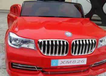 Samochód, pojazd na akumulator BMV
