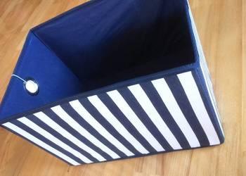 Organizer, pudełko, koszyk ,pojemnik  25x34 wys 22