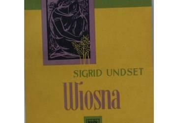 WIOSNA - SIGRID UNDSET  /fa