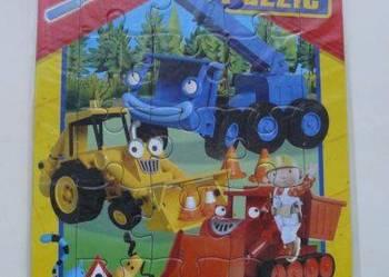 Puzzle Bob Budowniczy!! NOWE! Duża ilość!