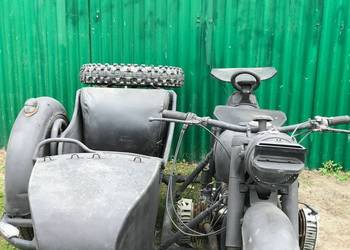 K 750 motocykl z koszem nie ural dniepr wsk shl junak dkw