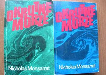Okrutne Morze T. I - II - Nicholas Monsarrat /FA