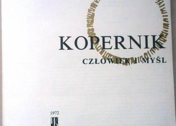 Kopernik.  Człowiek i myśl. E. Rybka, P. Rybka