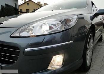 Peugeot 407 SW szary