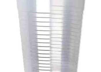 Kubeczki plastikowe Przezroczyste 200 ml 10 szt