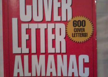 COVER LETTER ALMANAC 600 LISTÓW PRZEWODNICH - ADAMS