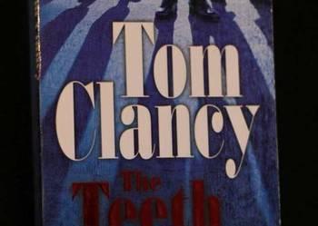 Tom Clansy The teeth of the tiger książka angielski oprawa m