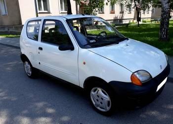 Fiat Seicento 1.1 2000Rok Bez Wkładu