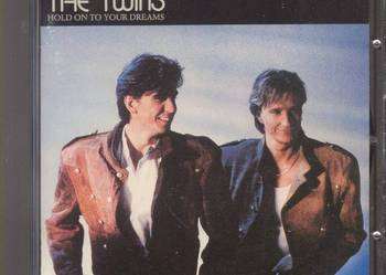 CD The Twins - Hold On To Your Dreams (1987) 1 wydanie