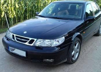Saab95 ,  2,0 Benzyna turbo 150 kM.