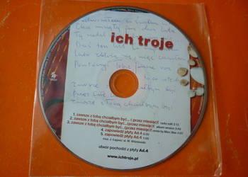 """Płyta CD Ich Troje singiel z """"ad. 4"""" 2001 (Wiśniewski) promo"""